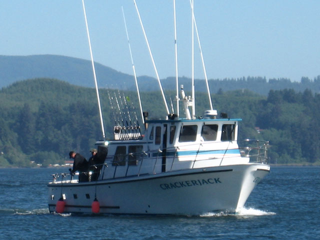 Newport Charter Fishing - Tuna Fishing - Salmon Fishing - Halibut Fishing and Whale Watching